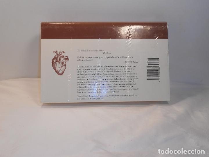 Libros de segunda mano: PETER ACKROYD, EL DIARIO DE VÍCTOR FRANKESTEIN - EDHASA, PRECINTADO, PERFECTO - Foto 2 - 194252163
