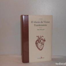 Libros de segunda mano: PETER ACKROYD, EL DIARIO DE VÍCTOR FRANKESTEIN - EDHASA, PRECINTADO, PERFECTO. Lote 194252163