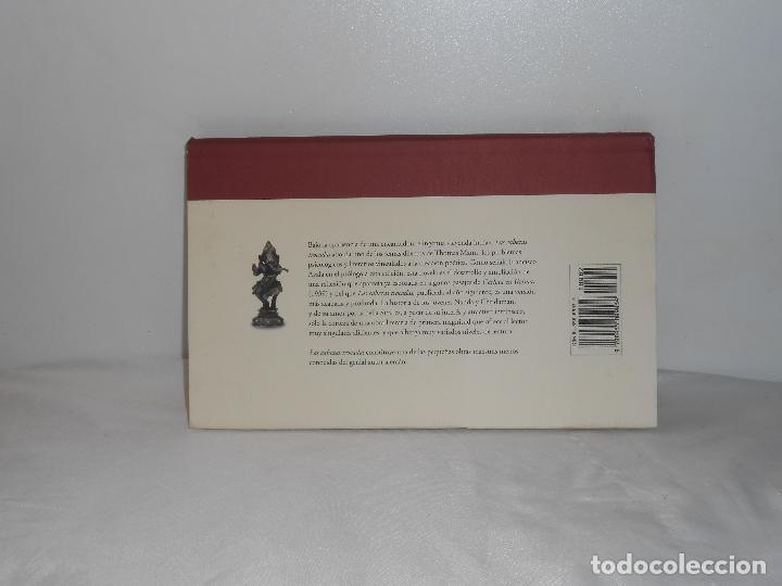 Libros de segunda mano: THOMAS MANN, LAS CABEZAS TROCADAS - EDHASA, 2002 - MUY BUEN ESTADO - Foto 2 - 194252627