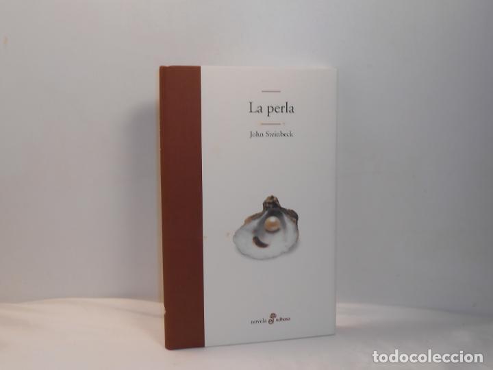 JOHN STEINBECK, LA PERLA - EDHASA, 2011 1ª REIMPRESIÓN - MUY BUEN ESTADO (Libros de Segunda Mano (posteriores a 1936) - Literatura - Otros)