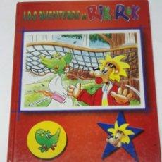 Libros de segunda mano: LAS AVENTURAS DE RIK ROK. Lote 194253280