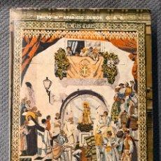 Libros de segunda mano: LIBRO. ASÍ NACIERON LAS HERMANITAS DE LOS ANCIANOS DESAMPARADOS (A.1984). Lote 194256837
