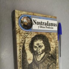 Libros de segunda mano: NOSTRADAMUS Y OTRAS PROFECIAS / P. GUIRAO / COLECCIÓN COSMOS - EDIMAT LIBROS 1998. Lote 194269163