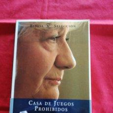 Libros de segunda mano: LITERATURA ESPAÑOLA. CASA DE JUEGOS PROHIBIDOS. ANA MARIA MATUTE. Lote 194274646