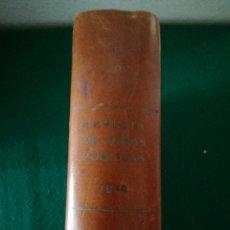 Libros de segunda mano: REVISTA DE OBRAS PÚBLICAS 1960 TOMO I. Lote 194294927
