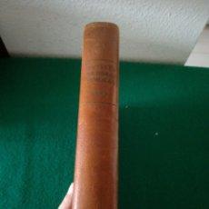 Libros de segunda mano: REVISTA DE OBRAS PÚBLICAS 1957 TOMO I. Lote 194295391