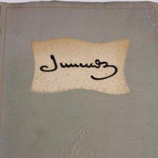 Libros de segunda mano: L-3187. JUNCEDA, AMIGOS DE JUNCEDA. FOMENTO DE LAS ARTES DECORATIVAS. BARCELONA, 1952.. Lote 194297043