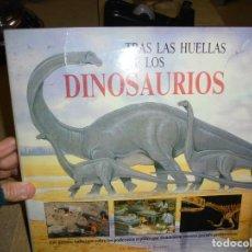 Libros de segunda mano: TRAS LAS HUELLAS DE LOS DINOSAURIOS . Lote 16012556