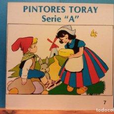 Libros de segunda mano: PINTORES TORAY. SERIE A. Nº 7 .EDICIONES TORAY. Lote 194305666