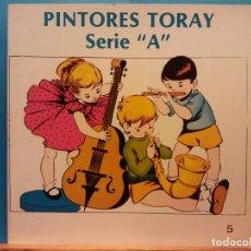 Libros de segunda mano: PINTORES TORAY. SERIE A. Nº 5 .EDICIONES TORAY. Lote 194305753