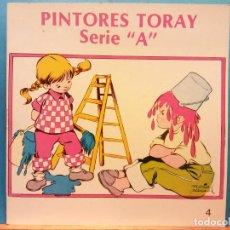 Libros de segunda mano: PINTORES TORAY. SERIE A. Nº 4 .EDICIONES TORAY. Lote 194305797