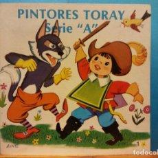 Libros de segunda mano: PINTORES TORAY. SERIE A. Nº 1 .EDICIONES TORAY. Lote 194305926