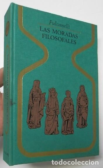 LAS MORADAS FILOSOFALES - FULCANELLI (OTROS MUNDOS, 1969, 1ª EDICIÓN) (Libros de Segunda Mano - Parapsicología y Esoterismo - Otros)