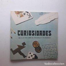 Libros de segunda mano: CURIOSIDADES DE LAS PALABRAS FIGURAS Y NÚMEROS (READER'S DIGEST 1982). Lote 194315866