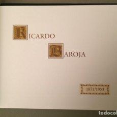 Libros de segunda mano: RICARDO BAROJA(1871-1953)- 10 AGUAFUERTES ORIGÍNALES , ENCUADERNADO EN PIEL, EDITORIAL AMAIA. Lote 194316646