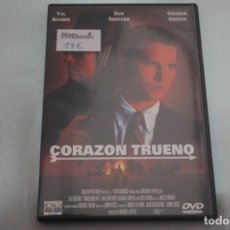 Libros de segunda mano: (2B-0) - 1 X DVD / CORAZON TRUENO - VAL KILMER, SAM SHEPARD / MICHAEL APTED. Lote 194327355