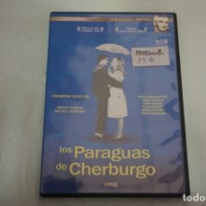Libros de segunda mano: (2B-0) - 1 X DVD / LOS PARAGUAS DE CHERBURGO - CATHERINE DENEUVE. Lote 194334510
