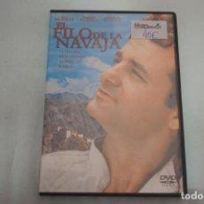 Libros de segunda mano: (2B-0) - 1 X DVD / EL FILO DE LA NAVAJA - BILL MURRAY / JOHN BYRUM. Lote 194334657