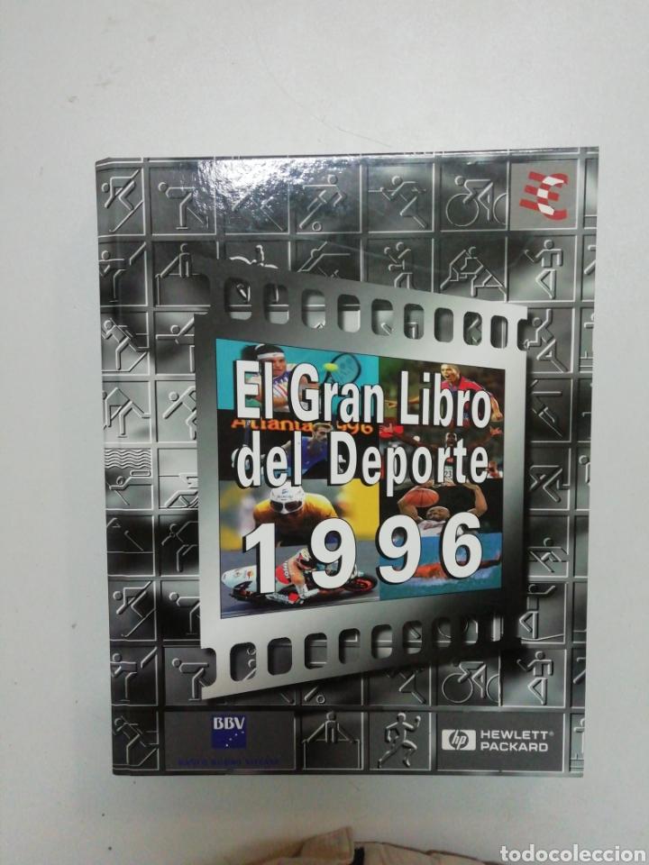 EL GRAN LIBRO DEL DEPORTE 1996 (Libros de Segunda Mano - Ciencias, Manuales y Oficios - Otros)