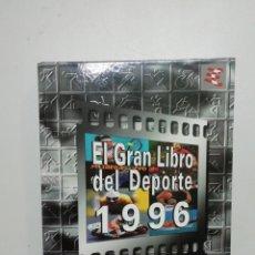 Libros de segunda mano: EL GRAN LIBRO DEL DEPORTE 1996. Lote 194338443
