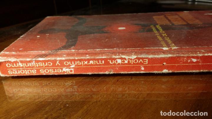 Libros de segunda mano: Evolución, marxismo y cristianismo: Estudio sobre las sintesis de Teilhard de Chardin - Foto 2 - 194342767