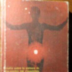 Libros de segunda mano: EVOLUCIÓN, MARXISMO Y CRISTIANISMO: ESTUDIO SOBRE LAS SINTESIS DE TEILHARD DE CHARDIN. Lote 194342767
