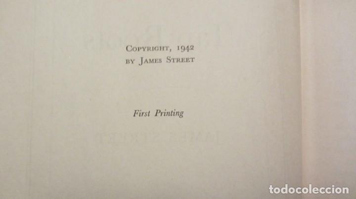 Libros de segunda mano: TAP ROOTS BY JAMES STREET 1942 PRIMERA EDICION - Foto 5 - 194345403