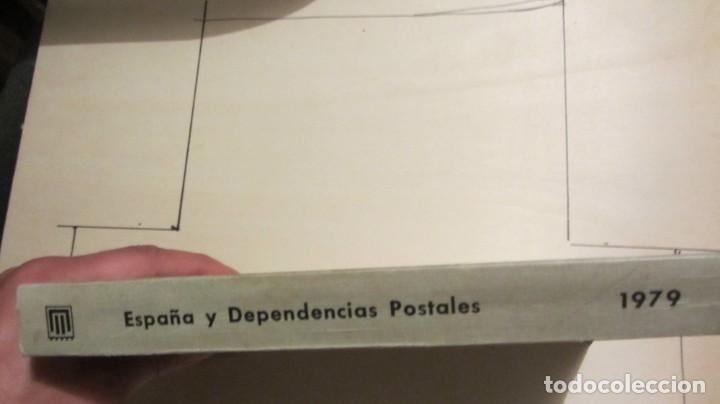 """Libros de segunda mano: """"ESPAÑA Y DEPENDENCIAS POSTALES 1979 CATALOGO UNIFICADO ESPECIALIZADO"""" - Foto 3 - 194346147"""