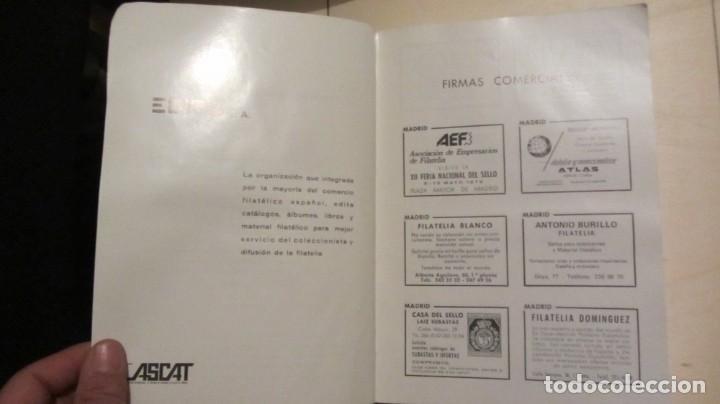 """Libros de segunda mano: """"ESPAÑA Y DEPENDENCIAS POSTALES 1979 CATALOGO UNIFICADO ESPECIALIZADO"""" - Foto 4 - 194346147"""