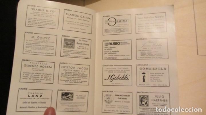 """Libros de segunda mano: """"ESPAÑA Y DEPENDENCIAS POSTALES 1979 CATALOGO UNIFICADO ESPECIALIZADO"""" - Foto 5 - 194346147"""