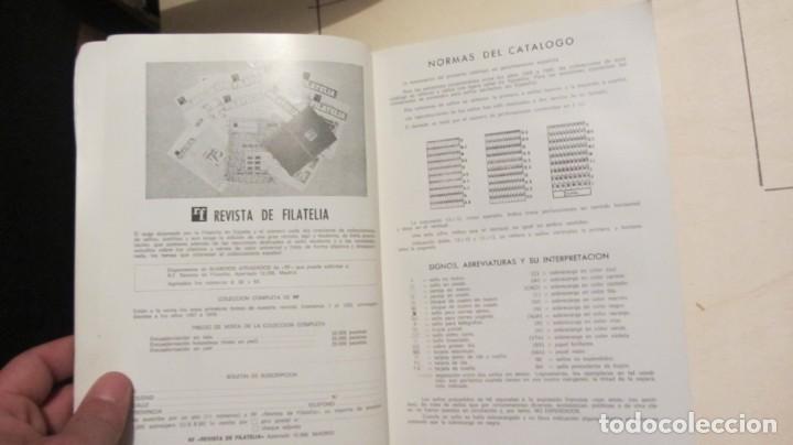 """Libros de segunda mano: """"ESPAÑA Y DEPENDENCIAS POSTALES 1979 CATALOGO UNIFICADO ESPECIALIZADO"""" - Foto 6 - 194346147"""