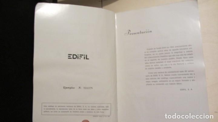 """Libros de segunda mano: """"ESPAÑA Y DEPENDENCIAS POSTALES 1979 CATALOGO UNIFICADO ESPECIALIZADO"""" - Foto 9 - 194346147"""