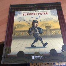 Libros de segunda mano: EL POBRE PETER (HEINRICH HEINE - PETER SCHOSSOW) (LB41). Lote 194348360