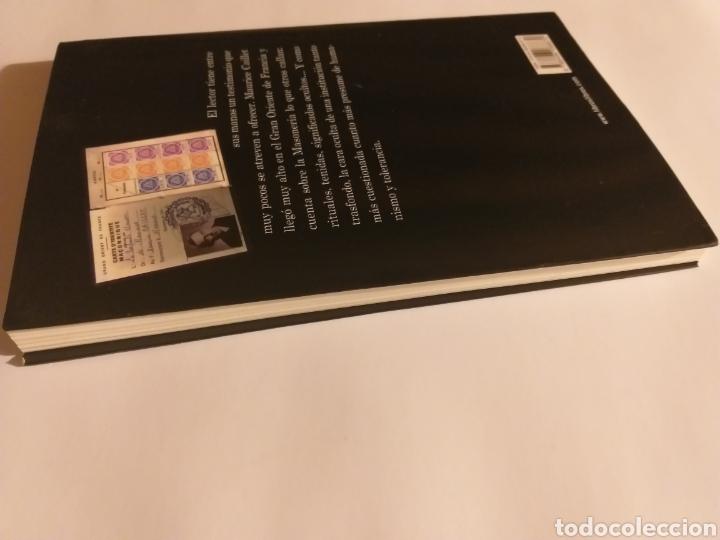 Libros de segunda mano: Yo fui Mason . Maurice Caillet. - Foto 6 - 194348382