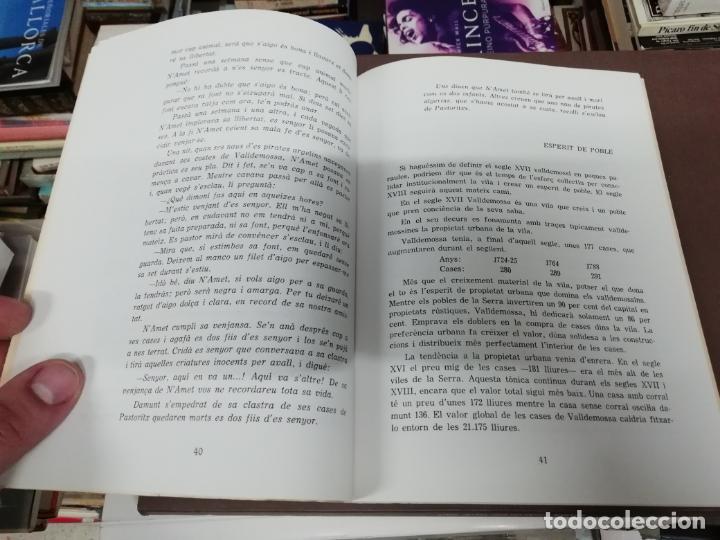 Libros de segunda mano: VALLDEMOSSA . UNA HISTÒRIA / UNA CULTURA / UN POBLE . SEBASTIÀ TRIAS. 1980. MALLORCA . POSSESSIONS.. - Foto 4 - 194350885