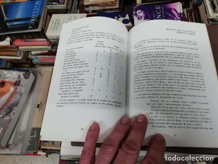 Libros de segunda mano: VALLDEMOSSA . UNA HISTÒRIA / UNA CULTURA / UN POBLE . SEBASTIÀ TRIAS. 1980. MALLORCA . POSSESSIONS.. - Foto 5 - 194350885