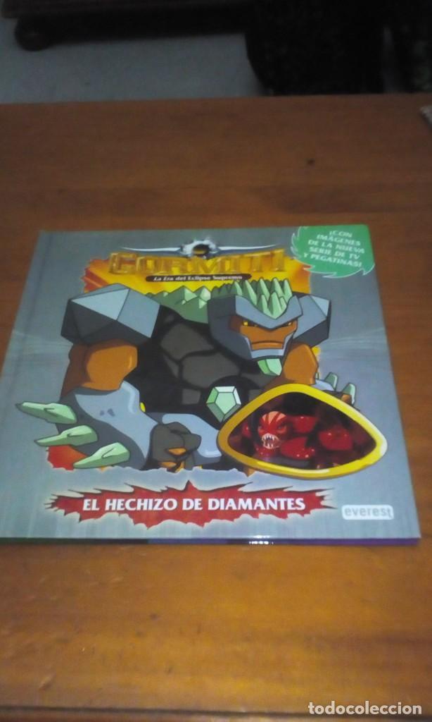 Libros de segunda mano: GORMITI. LOTE DE 3 LIBRO. EST24B2 - Foto 2 - 194354283
