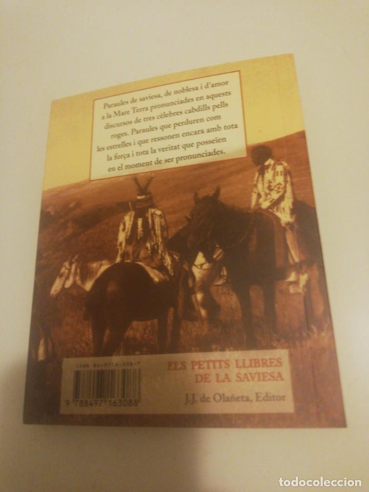 Libros de segunda mano: Cabdill Seattle, les meves paraules són com estrelles - Foto 2 - 194357767