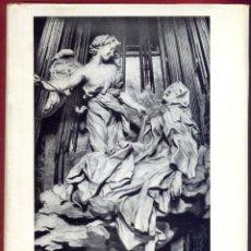 Libros de segunda mano: SANTA TERESA DE JESUS JOSE MARIA MUÑOZ SANCHEZ455 PAG AÑO 1968 L 3192. Lote 194370058