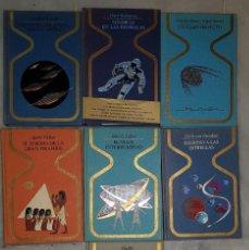 Libros de segunda mano: LOTE LIBROS COLECCION OTROS MUNDOS PLAZA & JANES PARAPSICOLOGIA OVNI CIENCIAS OCULTAS. Lote 194370200