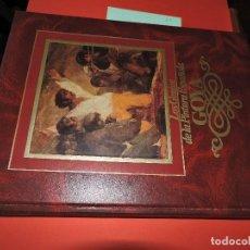 Libros de segunda mano: GOYA. COL. LOS GENIOS DE LA PINTURA ESPAÑOLA. ED. SARPE. MADRID 1983. Lote 194370727