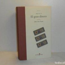 Libros de segunda mano: TRILOGÍA USA, III. EL GRAN DINERO - JOHN DOS PASSOS - EDHASA, 2007 - EXCELENTE ESTADO. Lote 194377818
