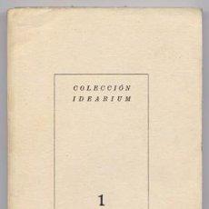 Libros de segunda mano: AROSTEGUI MEGÍAS ANTONIO. EL ARTE ABSTRACTO. 1954.. Lote 194395735