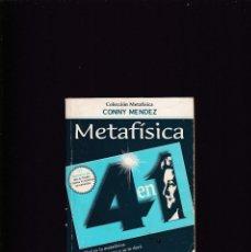 Libros de segunda mano: METAFÍSICA 4 EN 1 - CONNY MENDEZ - VOL. II - EDITORIAL MELVIN - VENEZUELA 1998. Lote 194396433