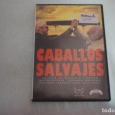 Libros de segunda mano: (2B-2) - 1 X DVD / CABALLOS SALVAJES - HECTOR ALTERIO / MARCELO PIÑEYRO. Lote 194398011