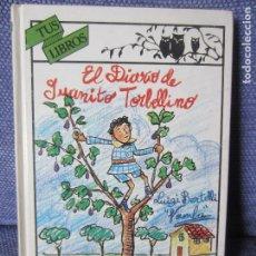 Libros de segunda mano: EL DIARIO DE JUANITO TORBELLINO-VAMBA-TUS LIBROS ANAYA 155. Lote 194399853