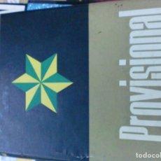 Libros de segunda mano: PROVISIONAL JUAN CEPAS LUIS DE CARALT 1° EDICION AÑO 1959. Lote 194405186