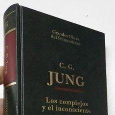 Libros de segunda mano: LOS COMPLEJOS Y EL INCONSCIENTE - C.G. JUNG. Lote 194491107