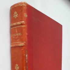 Libros de segunda mano: BOLIVAR. EL CABALLERO DE LA GLORIA Y DE LA LIBERTAD. - LUDWIG, EMIL. . Lote 194494118