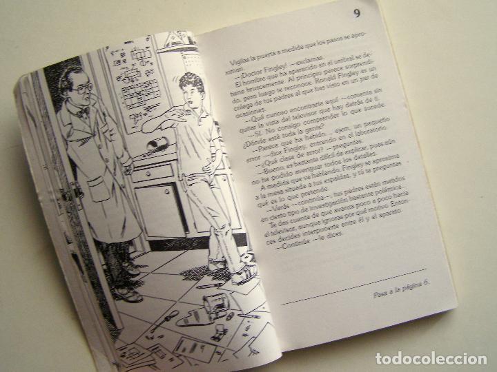 Libros de segunda mano: MUNDOS PARALELOS - JAY LEIBOLD - TIMUN MAS 1989 - EDICIÓN PELIKAN - Foto 3 - 194495820